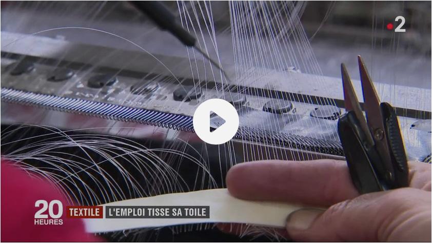 Reportage France 2 MDB Texinov