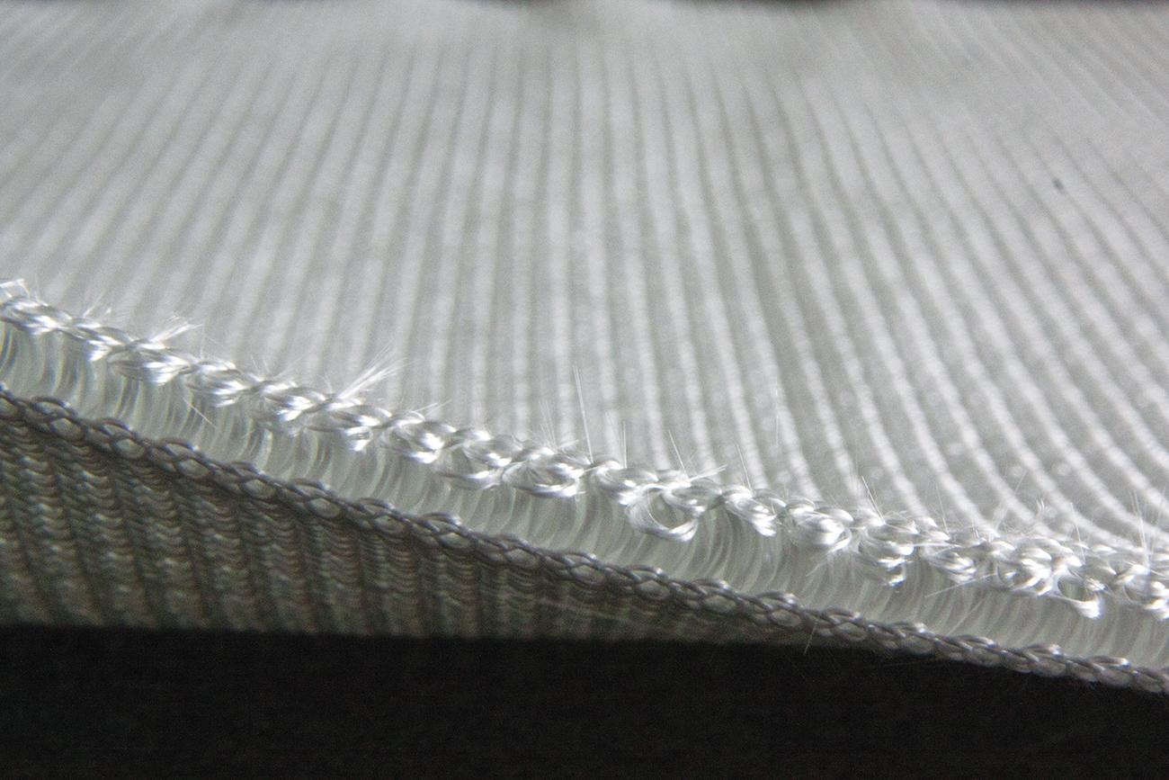 Textile 3D Verre