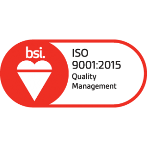 BSI Assurance Mark ISO 9001-2015